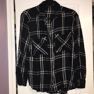 Express Button-Down Flannel